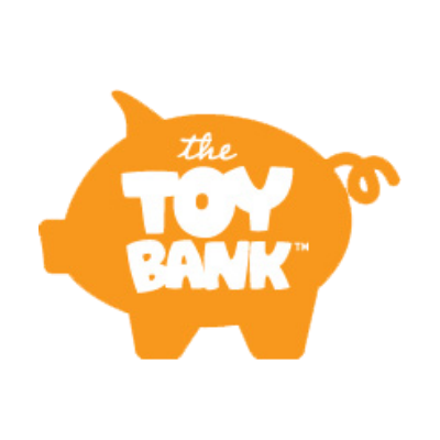 The Toy Bank logo