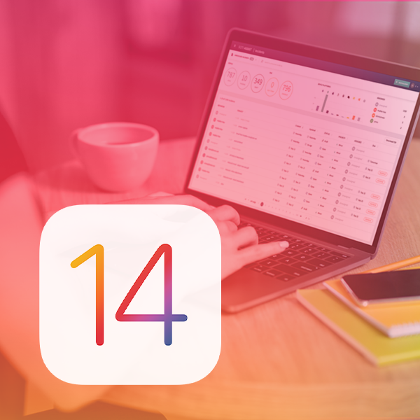Get the Most Out Of iOS 14 and iPadOS 14 with SOTI Assist banner